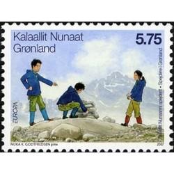 Groenland N° 0459 N**
