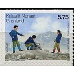 Groenland N° 0461 N**