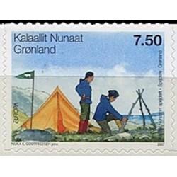 Groenland N° 0462 N**