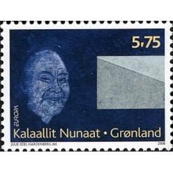 Groenland N° 0484 N**