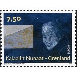 Groenland N° 0485 N**