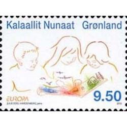 Groenland N° 0534 N**