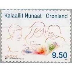 Groenland N° 0536 N**