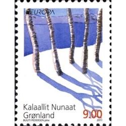 Groenland N° 0558 N**