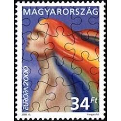 Hongrie N° 3721 N**