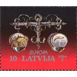 Lettonie N° 0338 N**