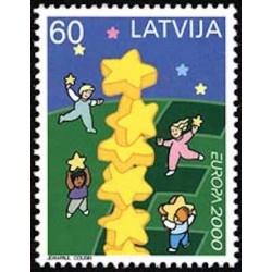 Lettonie N° 0490 N**