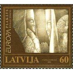 Lettonie N° 0561 N**