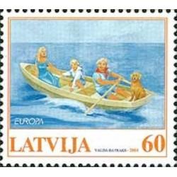 Lettonie N° 0583 N**