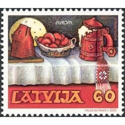 Lettonie N° 0606 N**