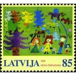 Lettonie N° 0644 N**