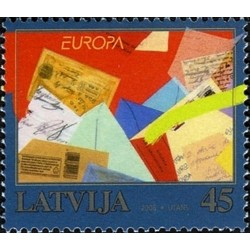 Lettonie N° 0705 N**