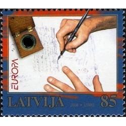 Lettonie N° 0706 N**