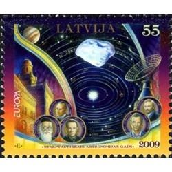 Lettonie N° 0729 N**