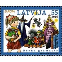 Lettonie N° 0755 N**
