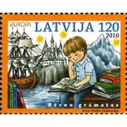 Lettonie N° 0756 N**