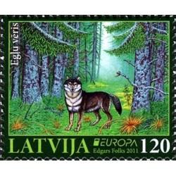 Lettonie N° 0777 N**