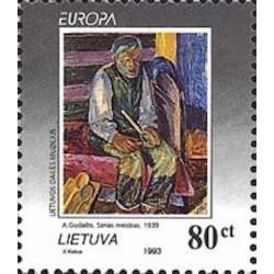 Lituanie N° 0476 N**