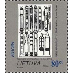 Lituanie N° 0485 N**