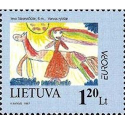 Lituanie N° 0556 N**