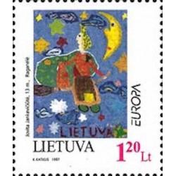 Lituanie N° 0557 N**