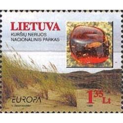 Lituanie N° 0607 N**