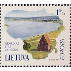 Lituanie N° 0663 N**