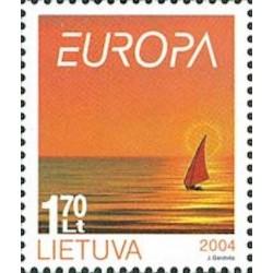 Lituanie N° 0737 N**