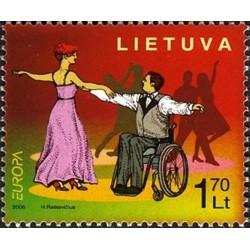 Lituanie N° 0787 N**