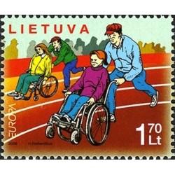 Lituanie N° 0788 N**
