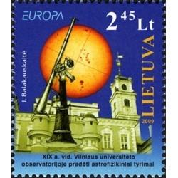 Lituanie N° 0874 N**