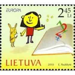 Lituanie N° 0899 N**