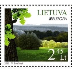 Lituanie N° 0924 N**