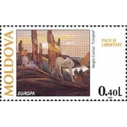 Moldavie N° 0136 N**