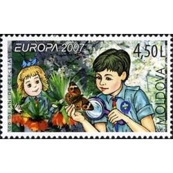 Moldavie N° 0507 N**