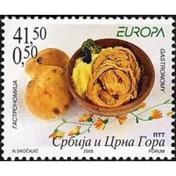 Serbie-Monténégro N° 3104 N**