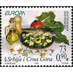 Serbie-Monténégro N° 3105 N**