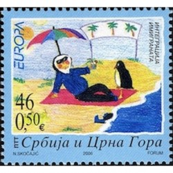 Serbie-Monténégro N° 3156 N**