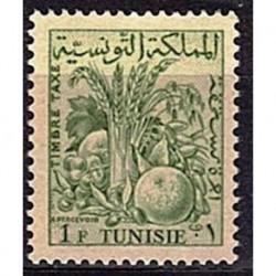 Tunisie N° TA66 N*