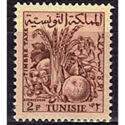 Tunisie N° TA67 N*