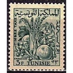 Tunisie N° TA68 N*