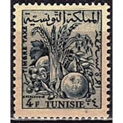 Tunisie N° TA69 N*