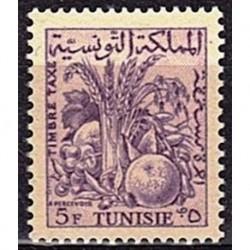 Tunisie N° TA70 N*