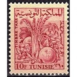 Tunisie N° TA71 N*