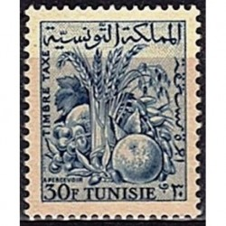 Tunisie N° TA73 N*