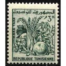 Tunisie N° TA76 N*