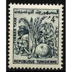 Tunisie N° TA77 N*