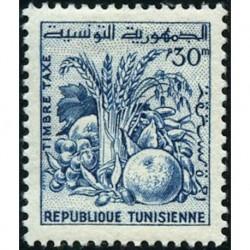 Tunisie N° TA81 N*