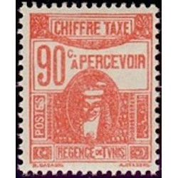 Tunisie N° TA 046 Obli