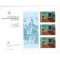 Açores N° Bloc 0003 N**
